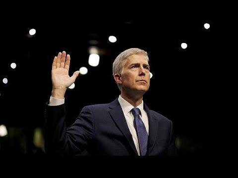 ΗΠΑ: Εγκρίθηκε ο διορισμός Γκόρσατς στο Ανώτατο Δικαστήριο