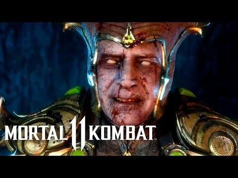 Mortal Kombat 11 - Official Story Prologue Trailer