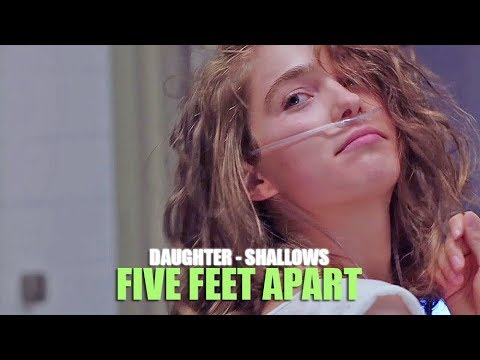 Daughter - Shallows (Lyric video) • Five Feet Apart Soundtrack •