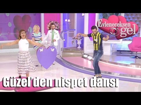 Video Evleneceksen Gel - Güzel'den Nisbet Dansı download in MP3, 3GP, MP4, WEBM, AVI, FLV January 2017