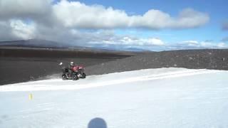 10. Honda Rincon vs Suzuki Kingquad vs Arctic Cat Mud Pro 1000 vs Rincon test Iceland 2013