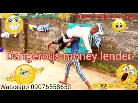 The dangerous money lender😋😭 [funny house comedy] [Nigerian comedy]