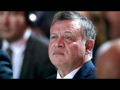 العرب اليوم - شاهد:ملك الأردن يدعو إلى