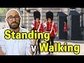 Why Does Standing in One Place Make Your Legs More Sore Than Waing?