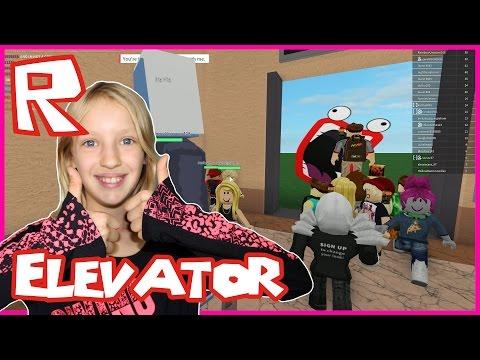Loud Screamer plays the Elevator / Roblox (видео)