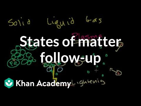 How many states of matter exist?