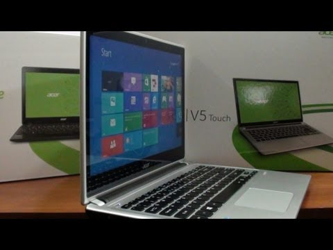 Acer Aspire V5 Touch 471P Review
