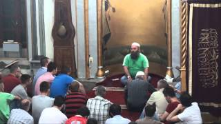 Fundi i Ramazanit - Hoxhë Bekir Halimi