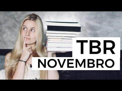 TBR: LIVROS QUE LEREI EM NOVEMBRO | Laura Brand