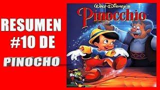 Resumen: PINOCHO EN 3 MINUTOS (RESUMEN #10)