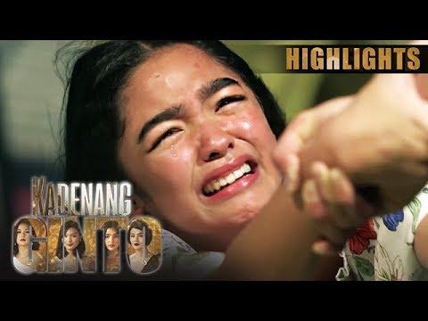 Marga, nailigtas sa bingit ng kamatayan   Kadenang Ginto (With Eng Subs)