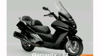 8. 2008 Honda Silver Wing Base Features, Specification