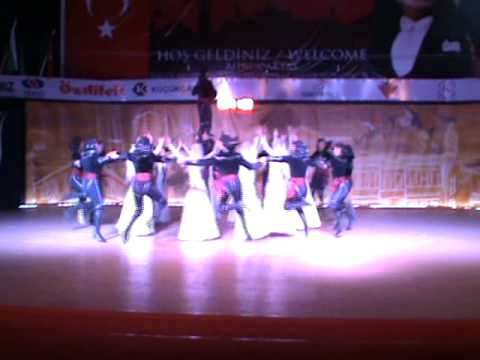 26.İnegöl Belediyesi Uluslararası Kültür Sanat Festivali Halk Dansları Gösterisi Gürcistan