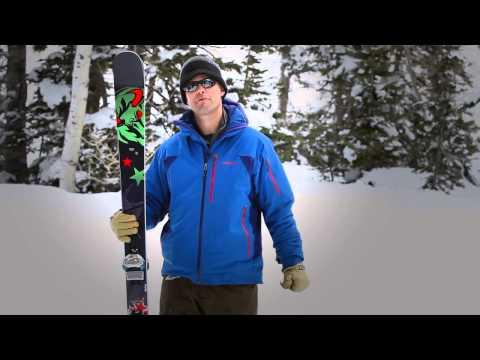 2014 Blizzard Brahma Ski Overview  - ©OnTheSnow.com