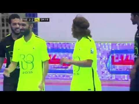 بالفيديو : بويول يسجل هدفاً رائعاً لم يسجله طوال مسيرته في دورة الروضان الكويتية