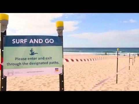 Australien: Endlich wieder an den Bondi Beach
