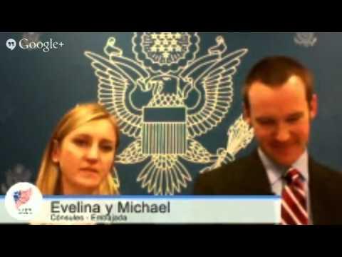 Hangout: Embajada de Estados Unidos en Colombia responderá dudas sobre visas