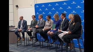 On October 17th, 2019, the University at Buffalo hosted a conversation around the most aggressive climate change law in the country. The forum— Creating a Pathway to Climate Neutrality in NY: The Climate Leadership and Community Protection Act— brought in policymakers, businesses, social justice advocates, environmentalists, academics, thought leaders and others and took a deep dive into the new legislation and what it means to achieving climate neutrality.