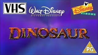 Video Opening to Dinosaur UK VHS (2001) MP3, 3GP, MP4, WEBM, AVI, FLV Mei 2019