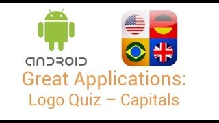 Logo Quiz - World Capitals YouTube video