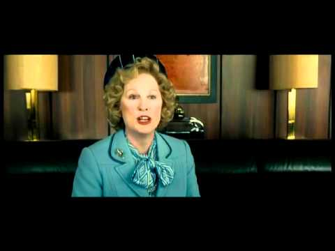 THE IRON LADY (2011) - Official Teaser Trailer