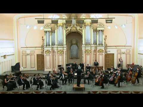 Франц Ксавер Моцарт.  Увертюра-симфонія Ре мажор