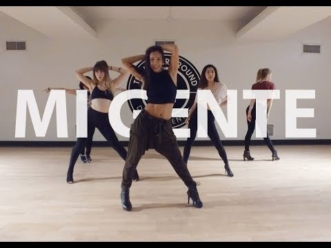 MI GENTE - J BALVIN (STEF WILLIAMS REGGAETON/HEELS DANCE CLASS)