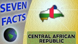 The Central African Republic is a diverse country, located in Central Africa. Despite its violent uprisings that define its history since...