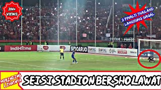 Video Full Momen Adu Pinalti Final AFF U16 Indonesia VS Thailand Dari Kursi Suporter MP3, 3GP, MP4, WEBM, AVI, FLV November 2018