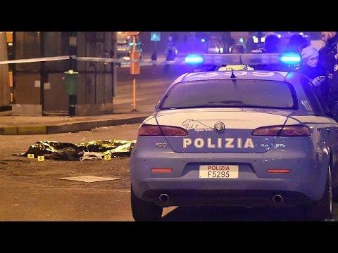 Νεκρός από σφαίρες της ιταλικής αστυνομίας ο δράστης της επίθεσης στο Βερολίνο