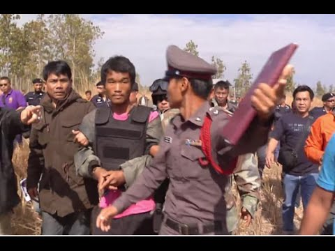 ข่มขืนเด็ก - โกลาหล! ชาวบ้านรุมประชาทัณฑ์ไอ้หื่นฆ่าข่มขืนเด็กหญิง9ขวบที่นครพนม...