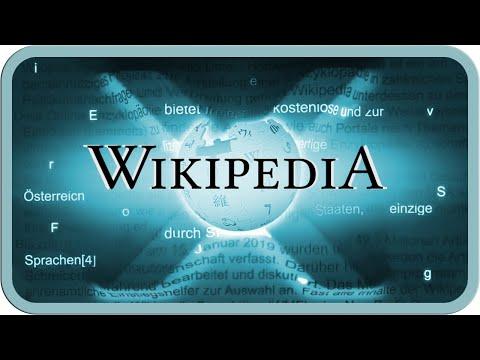 Wer steckt hinter Wikipedia?
