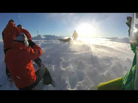 CMH Monashees 2016 First Week in January