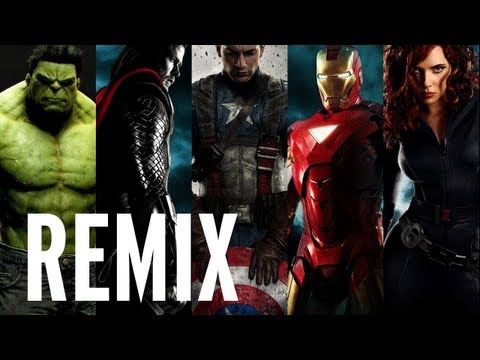 Avengers remix by Mike Relm