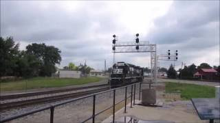 Bellevue (OH) United States  city photos : A Busy Morning in Bellevue, Ohio, Part 2. July 1st, 2016.