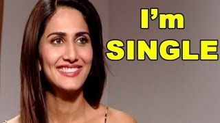 Vaani Kapoor : I'm SINGLE | Shuddh Desi Romance | Exclusive