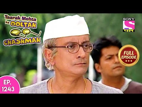 Taarak Mehta Ka Ooltah Chashmah - Full Episode 1243 - 19th June, 2018