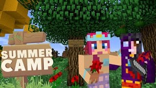 SUMMER CAMP! | With Kim & Amy! | Ep.4 WENDY TREE! | Amy Lee33