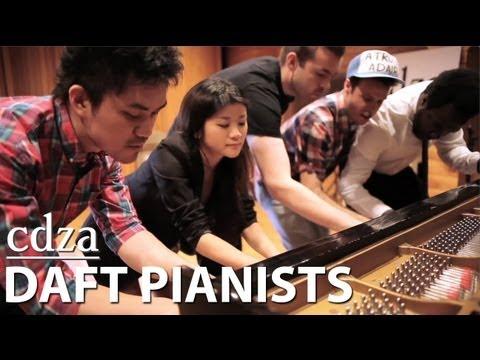 Daft Pianists | An Impromptu Session