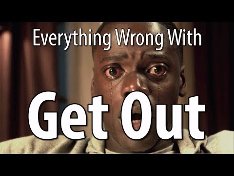 Everything Wrong With Get Out