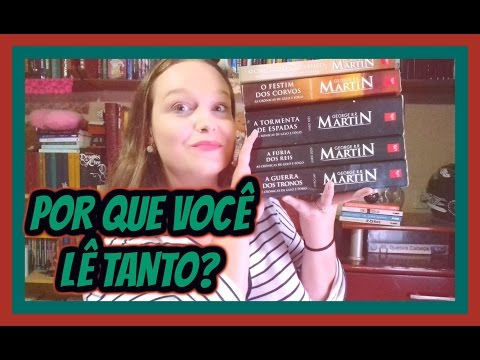 POR QUE LER GAME OF THRONES?| ENTRE LETRAS E LINHAS
