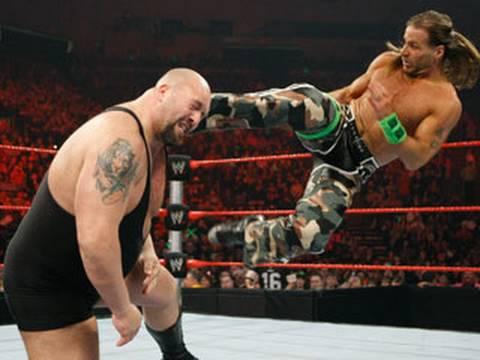 Raw: DX vs. Jeri-Show - Unified Tag Team Championship Match (видео)