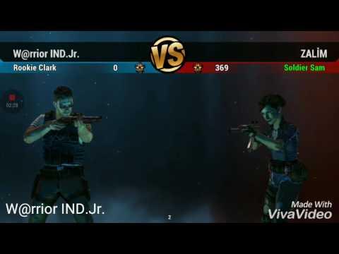 Unkilled Rating Match-Debute Of W@rrior IND.Jr.