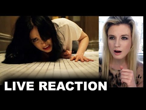 Jessica Jones Season 3 Trailer REACTION