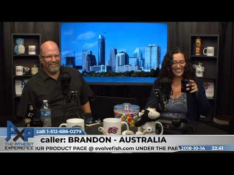 Cosmological Argument For God (What Is Nothing?) | Brandon - Australia | Atheist Experience 22.41