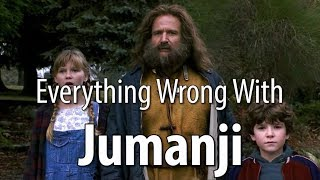 Video Everything Wrong With Jumanji In 17 Minutes Or Less MP3, 3GP, MP4, WEBM, AVI, FLV Mei 2018