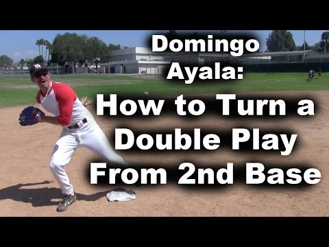 How to Turn a Double Play from 2nd Base