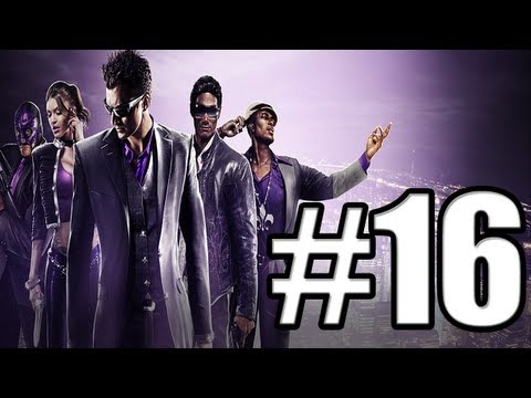 Saints Row-The Third Walkthrough Pt.16 – Butterfly Tattoos… Like A Boss!