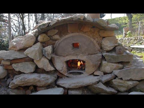 Pizza pain poterie voici comment fabriquer votre four - Fabriquer un tour de potier ...