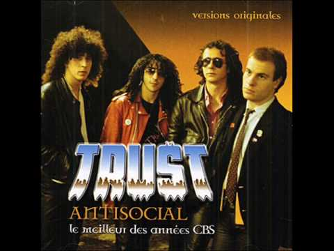 Trust - Antisocial lyrics